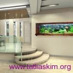 Duvar Akvaryumu Modelleri 1