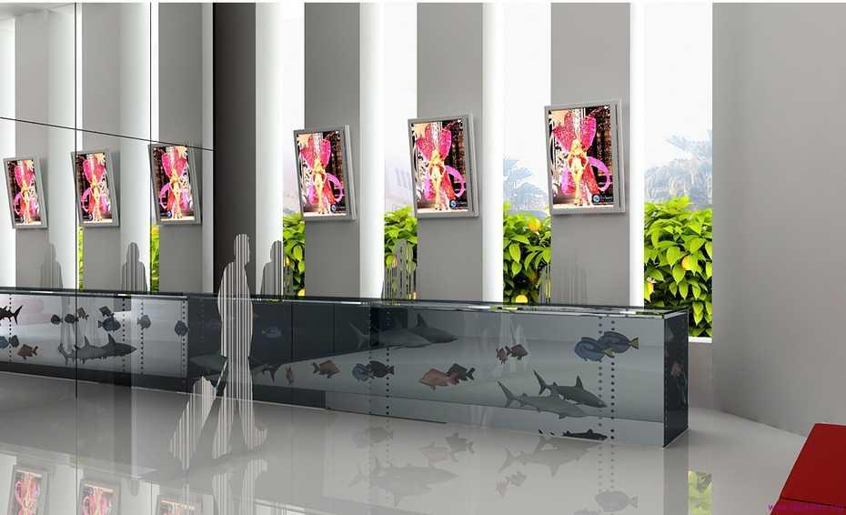 Duvar Akvaryumu Modelleri