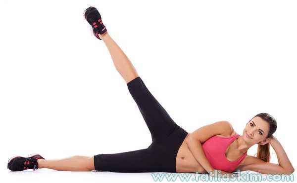 bacak açma hareketi