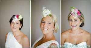 Düğün - Nikah İçin Saç Aksesuarları 20