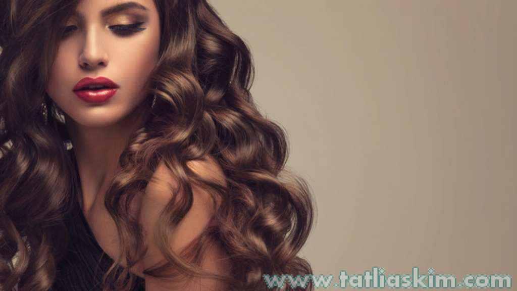 dalgalı saç toplama modelleri