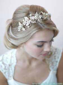 Düğün - Nikah İçin Saç Aksesuarları 1