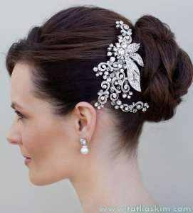 Düğün - Nikah İçin Saç Aksesuarları 2