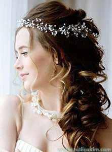 Düğün - Nikah İçin Saç Aksesuarları 3