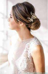 Düğün - Nikah İçin Saç Aksesuarları 23