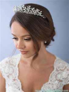 Düğün - Nikah İçin Saç Aksesuarları 12