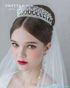 Düğün - Nikah İçin Saç Aksesuarları 13
