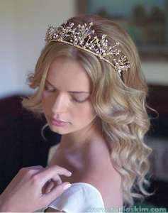 Düğün - Nikah İçin Saç Aksesuarları 15