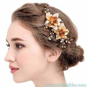 Düğün - Nikah İçin Saç Aksesuarları 5