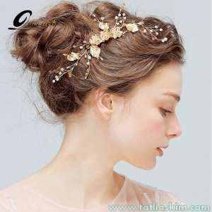 Düğün - Nikah İçin Saç Aksesuarları 6