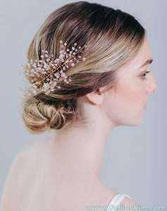Düğün - Nikah İçin Saç Aksesuarları 7