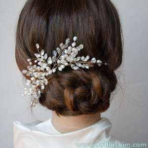 Düğün - Nikah İçin Saç Aksesuarları 8