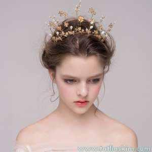 Düğün - Nikah İçin Saç Aksesuarları 18