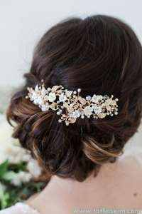 Düğün - Nikah İçin Saç Aksesuarları 9