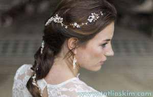 Düğün - Nikah İçin Saç Aksesuarları 10