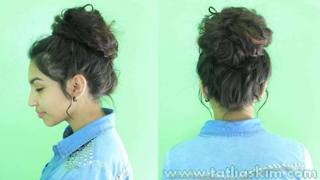 toplu dalgalı saç