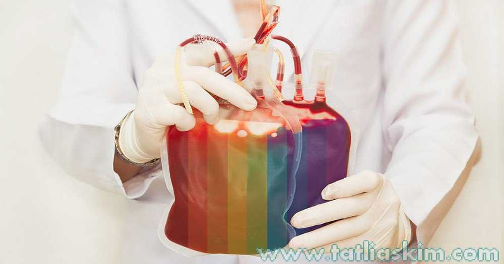 kan vermenin cinselliğe faydaları