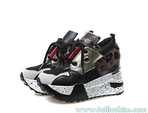 Yüksek Topuklu Spor Ayakkabı Modelleri