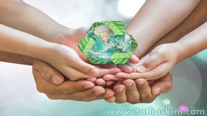 Sosyal Sorumluluk Projeleri Gönüllü Olmak istiyorum
